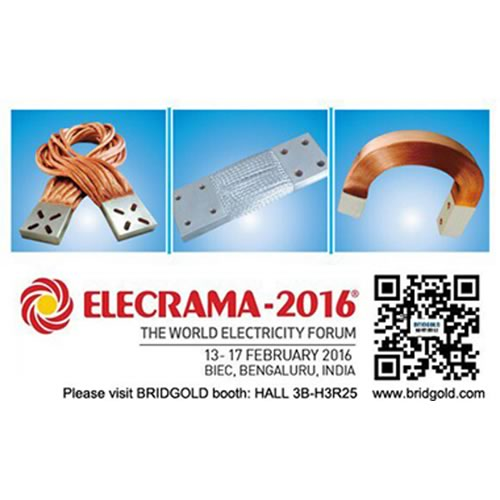 ELECRAMA 2016 IS TO OPEN
