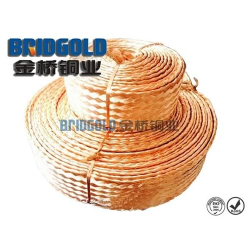 The application and performance of copper flat wire braid