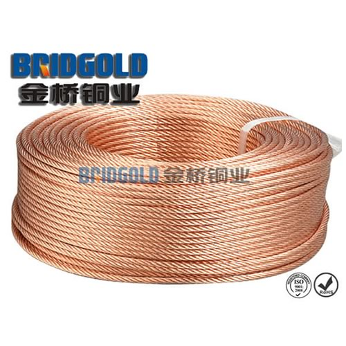Factory Direct Flexible Copper Stranded Conductor