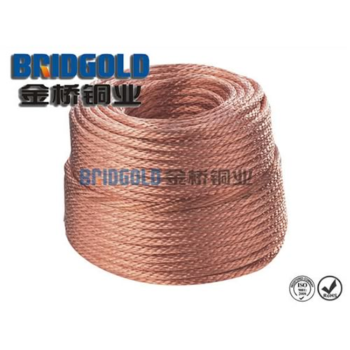 The single wire diameter of highly flexible copper