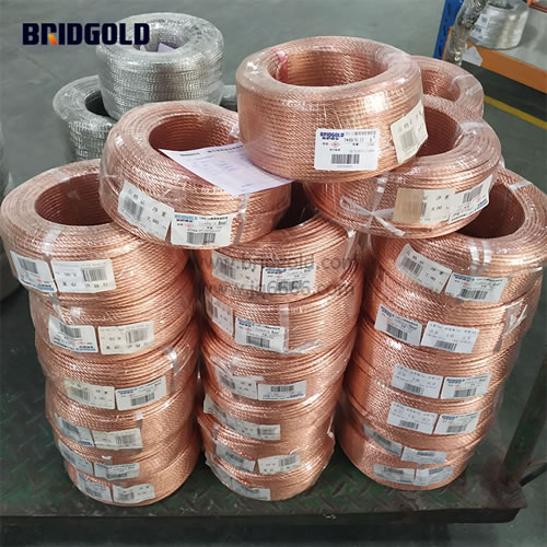 Benefits of BGTJR Flexible Copper Stranded Wires