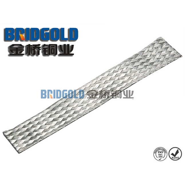 flexible copper braided wires