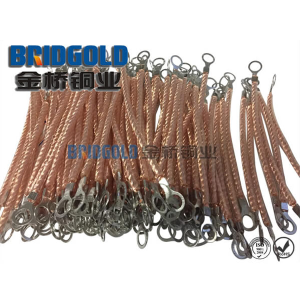 grounding copper wire tapes