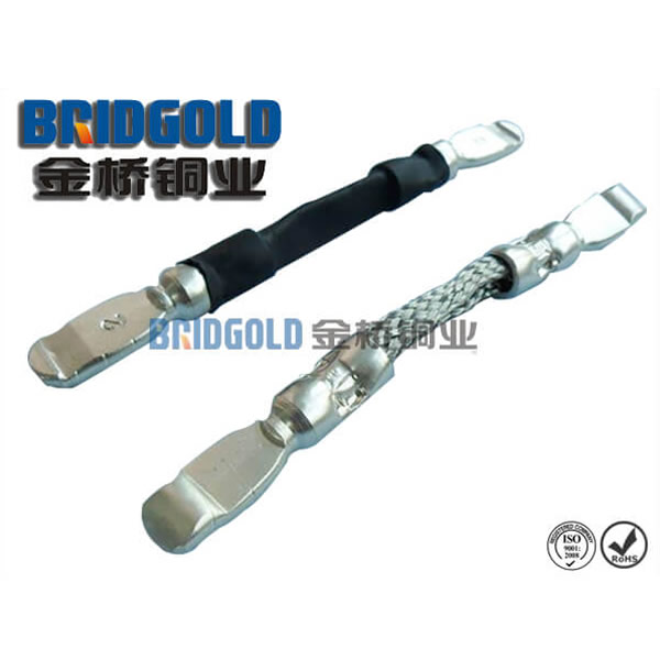 flexible ground copper straps