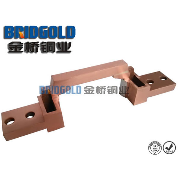 copper connection components