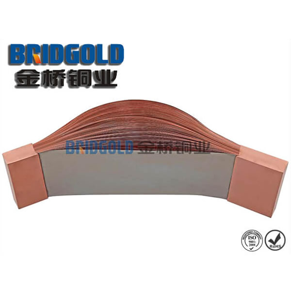 laminated copper flexible shunts