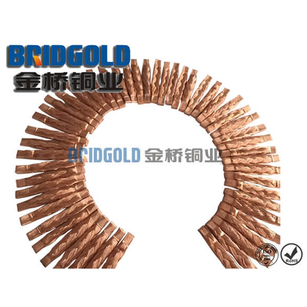 stranded copper wire rope China