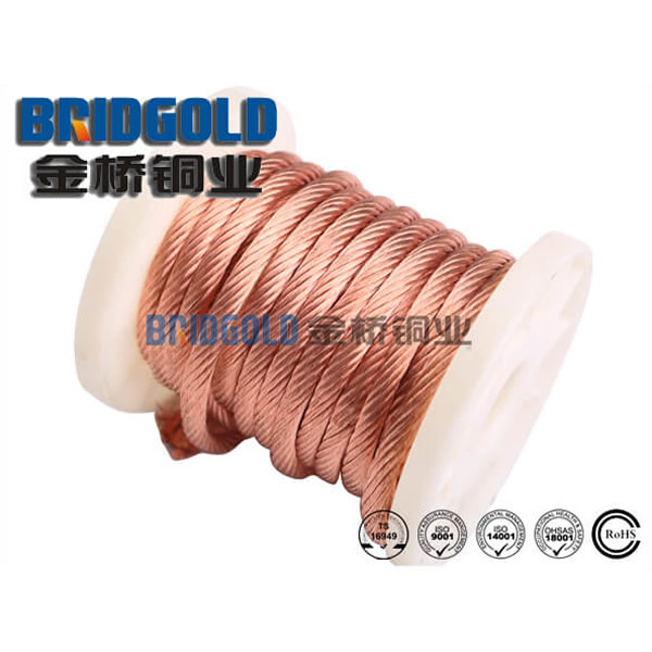 38AWG stranded copper wire