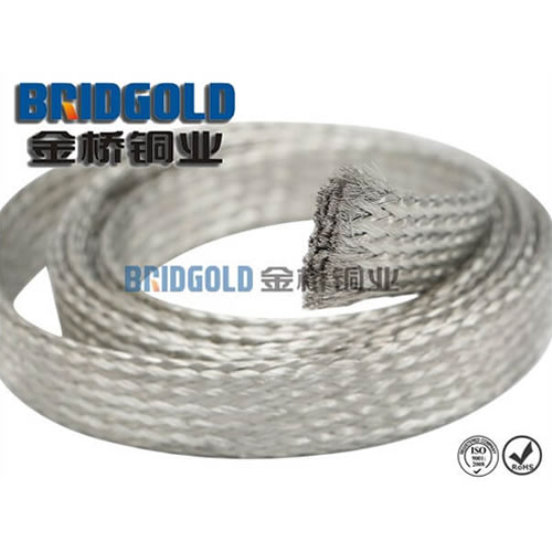 How to Calculate the Cross Sectional Area of Flat Tinned Copper Braid?