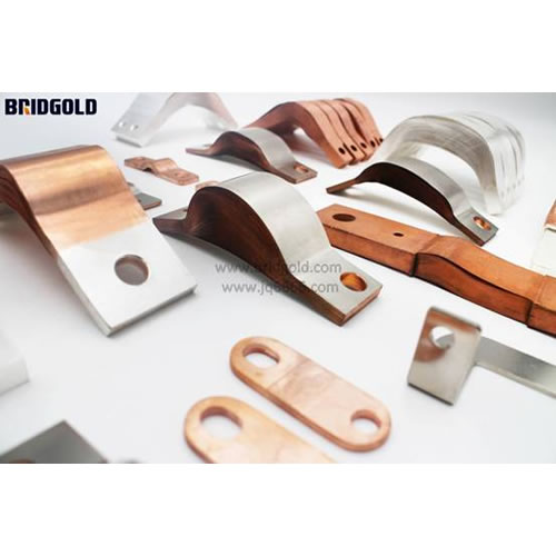 Switch gearCopper Laminated Flexible Shunt