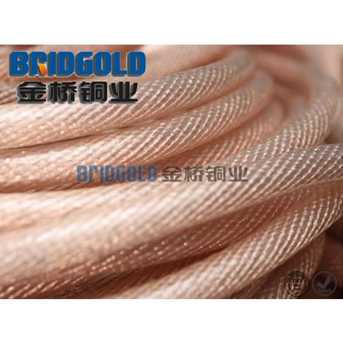 Insulated Bare Stranded Copper Wire