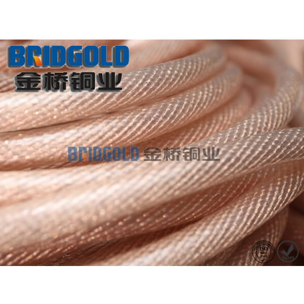 PVC insulated stranded copper wires