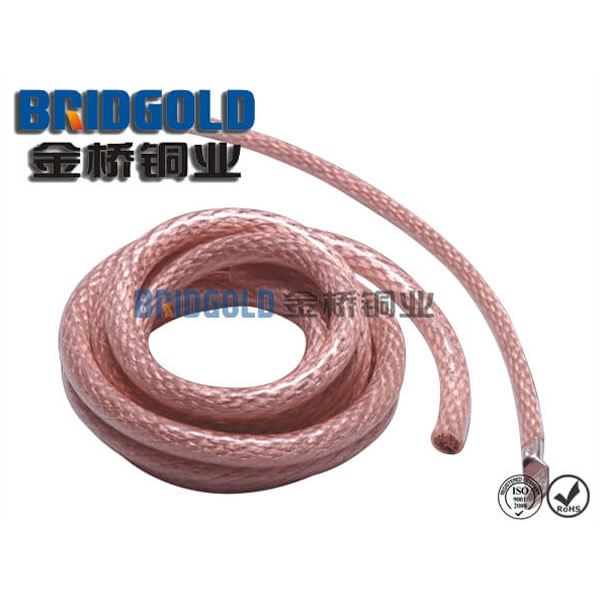 insulated round copper stranded wires China