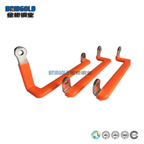 Bridgold PVC Insulation Laminated Copper Foil Connectors