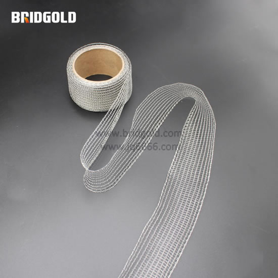 20-500mm Width of Knitted Wire Mesh